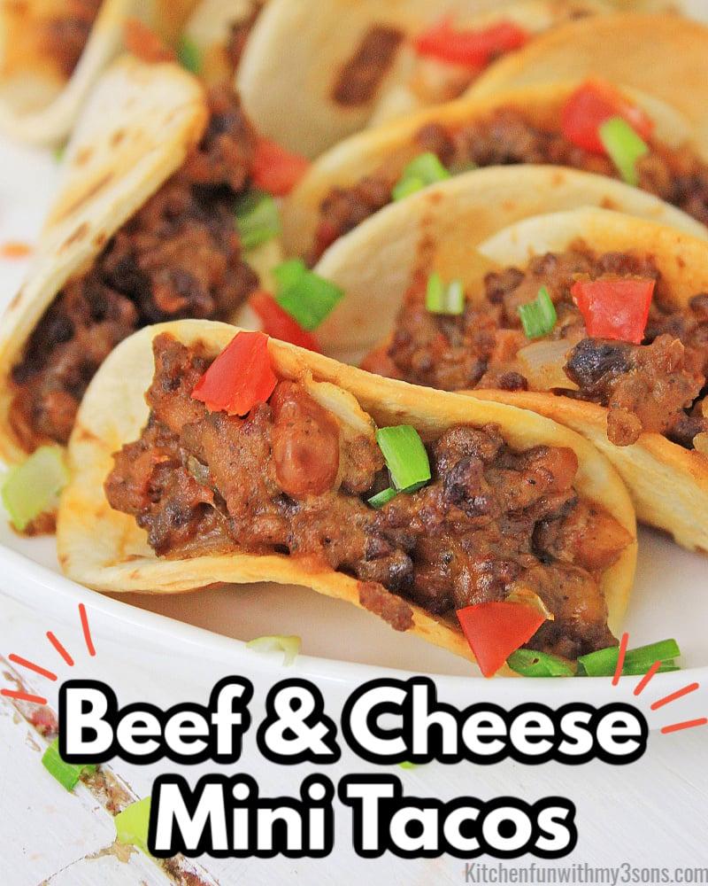 mini taco