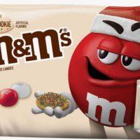 Sugar Cookie M&M's