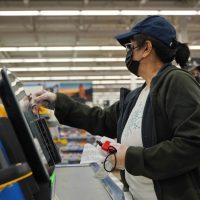 Walmart Self Check-out