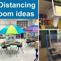 Social Distancing Classroom Ideas