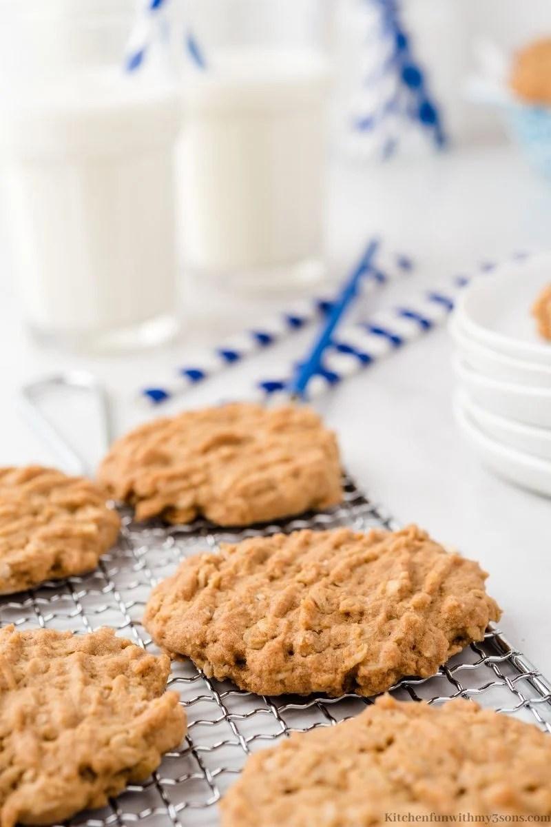 Best Oatmeal Cookies Recipe