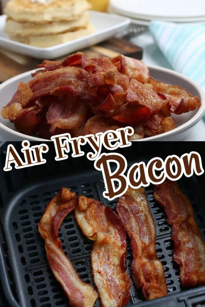 Air Fryer Bacon