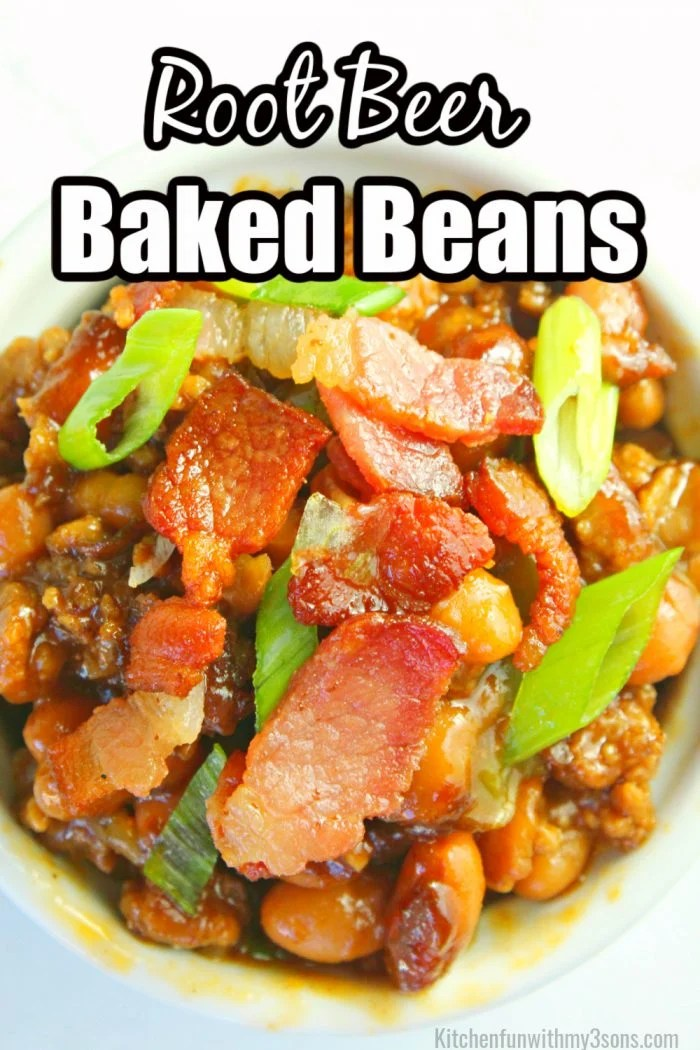 root beer baked beans