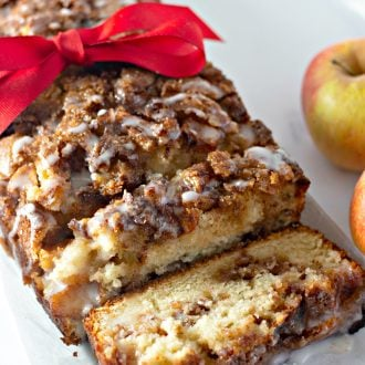 Amish Apple Fritter Bread