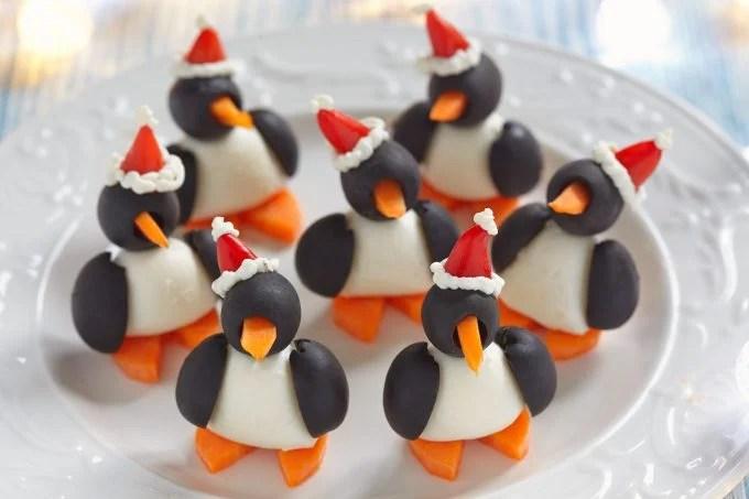 Penguin Appetizer