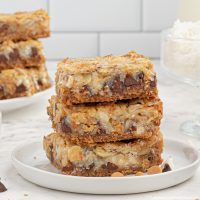 7 Layer Bars Recipe (Magic Bars)