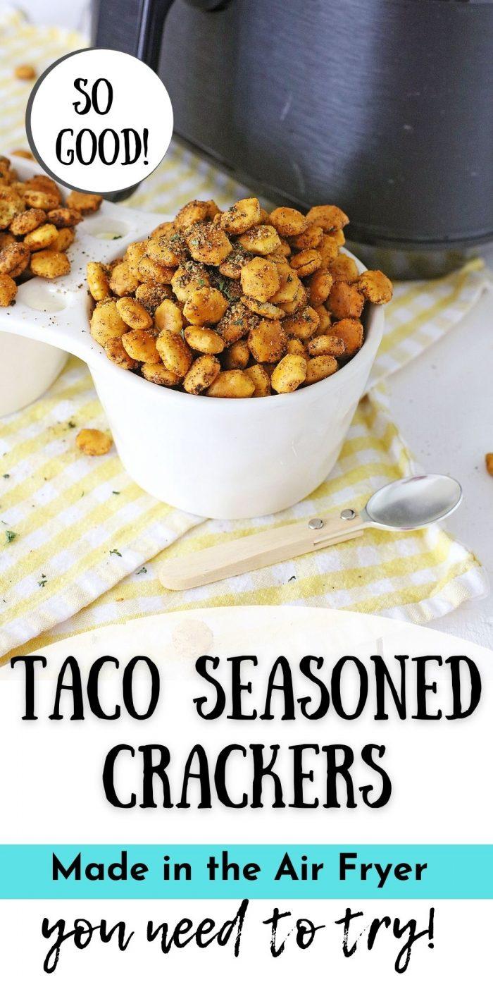 Taco Seasoned Crackers
