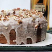 Old Fashioned Whiskey Cake