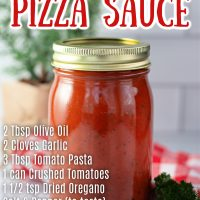 Pizza Sauce Recipe