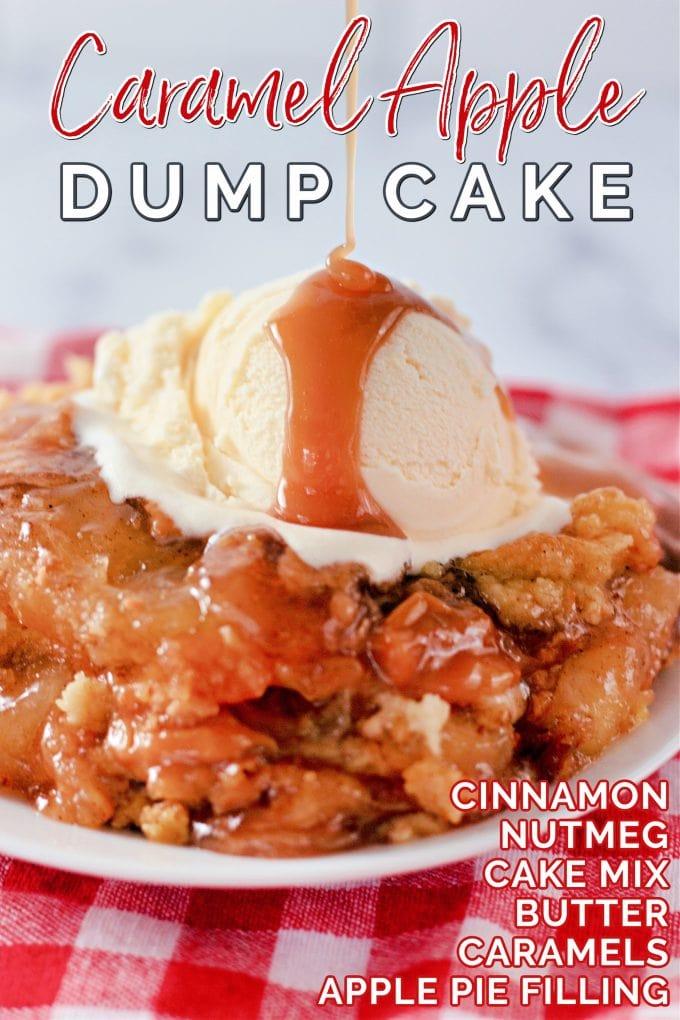 Torta od smeće od karamele na jabuci na Pinterestu.