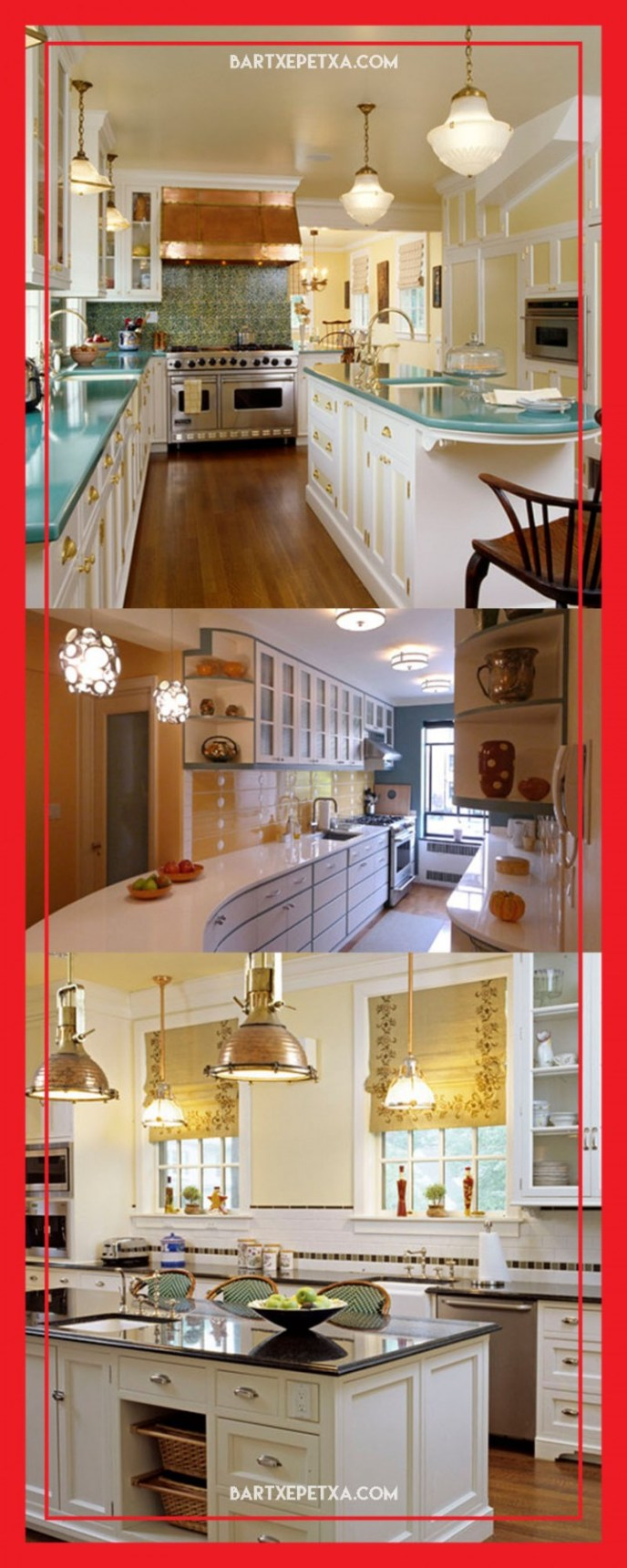 traditional kitchen island lighting ideas