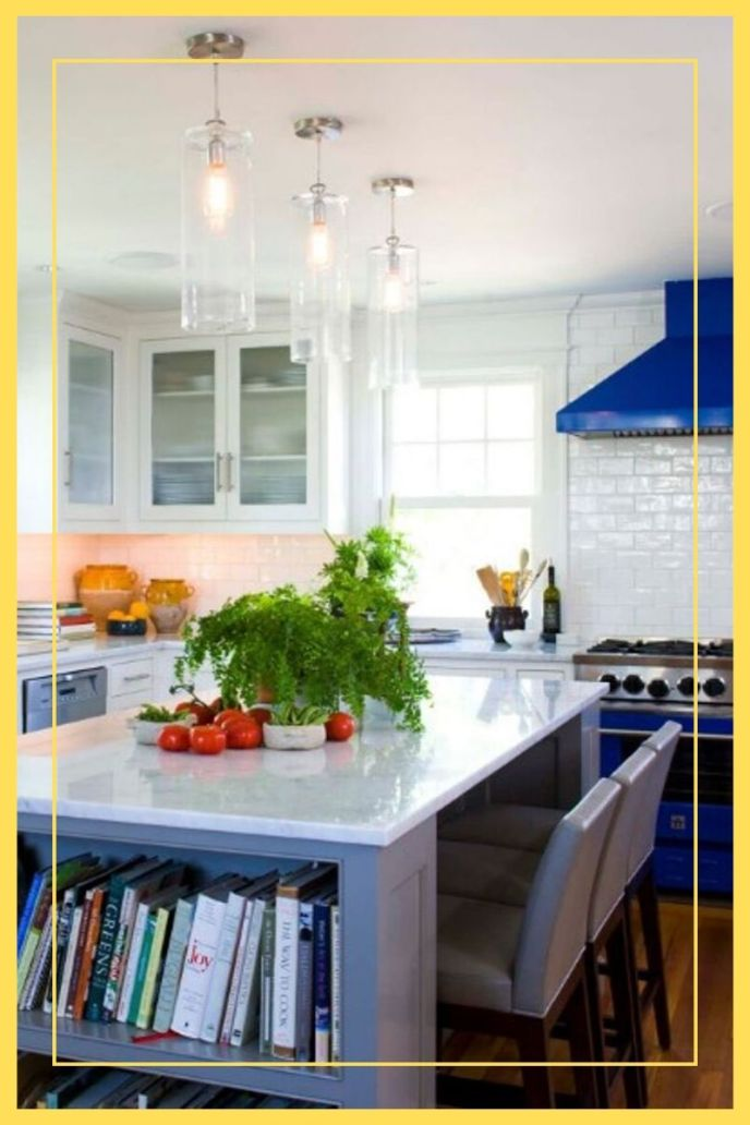 kitchen island single pendant lighting ideas