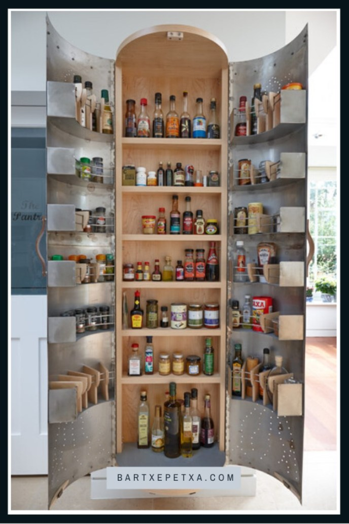 Mixed Storage Pantry
