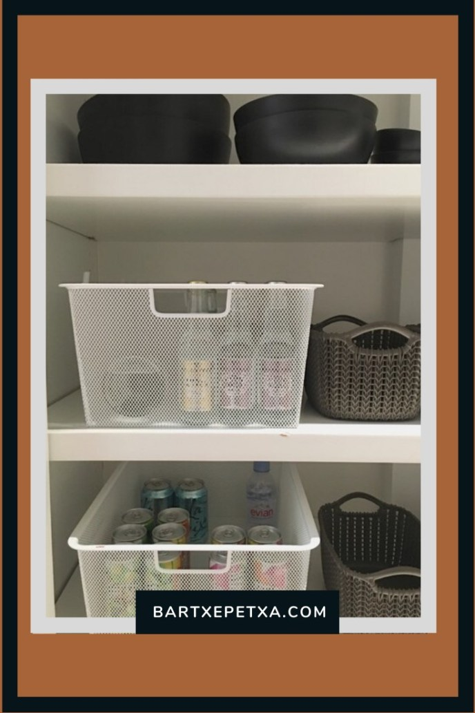 Pantry Container for Beverage