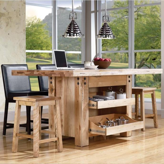 dining table storage bench