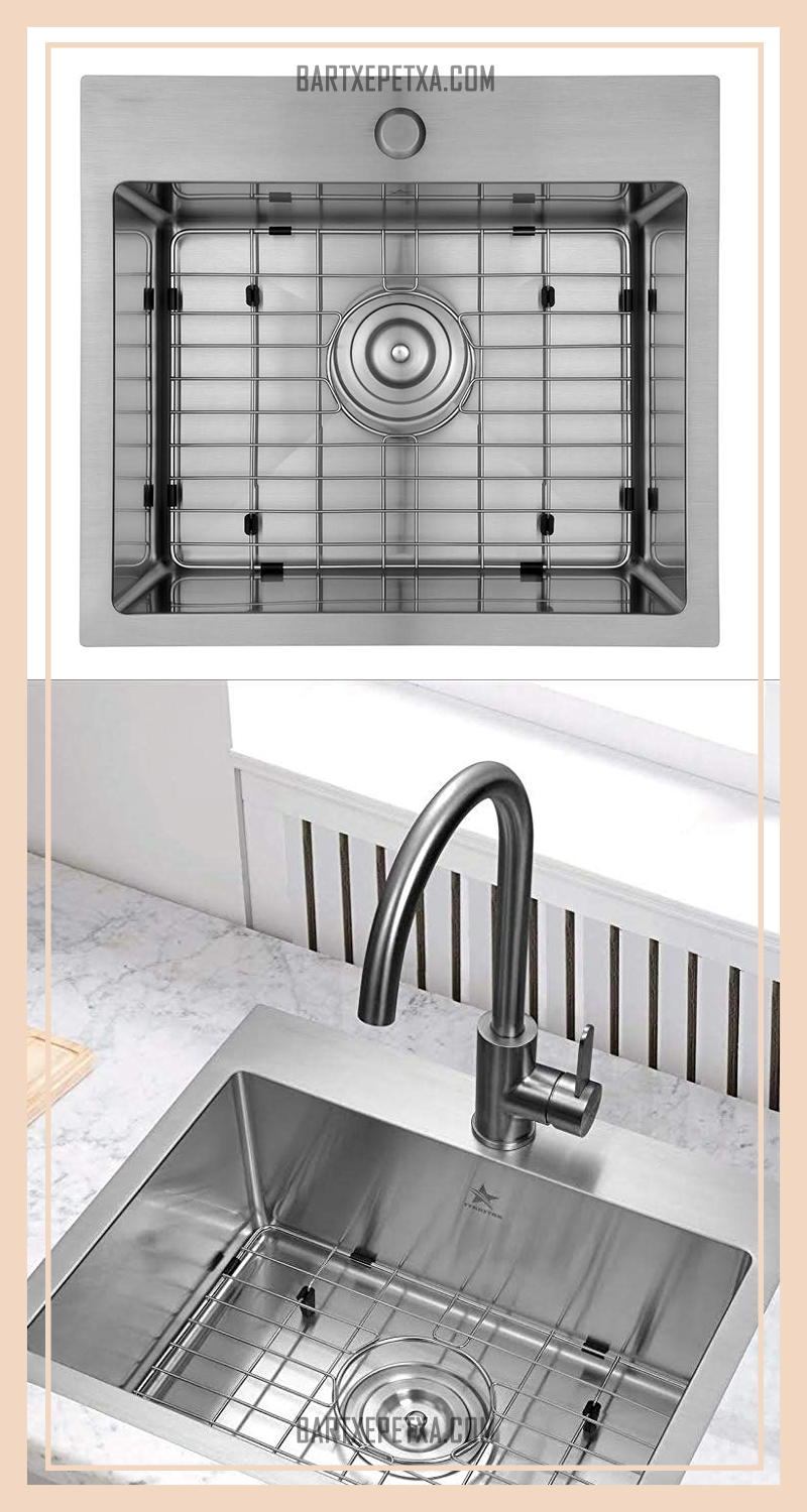 Drop In Kitchen Sink (Most Popular Drop and Undermount Sink)