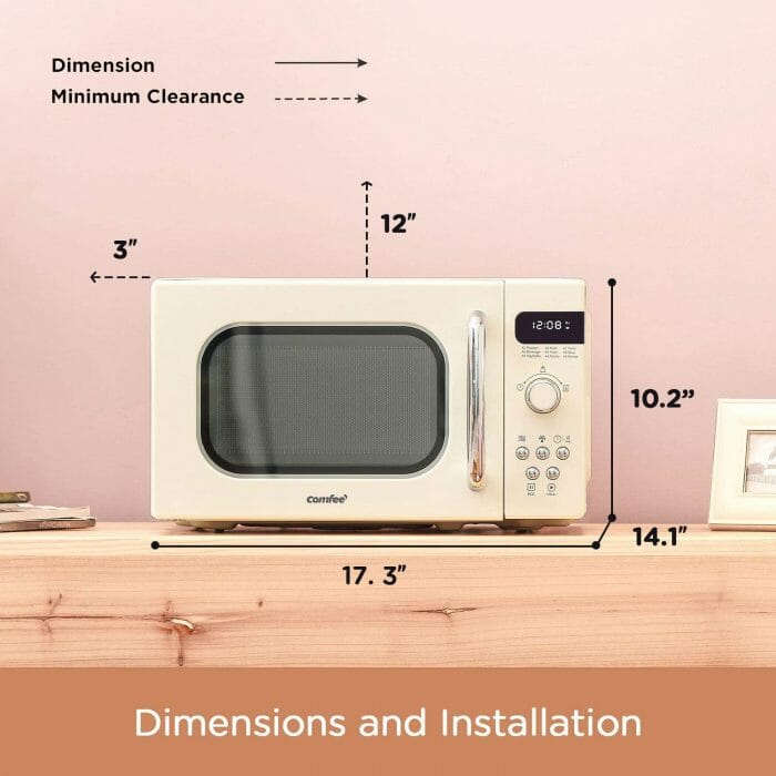 5 best retro microwave ovens in 2021