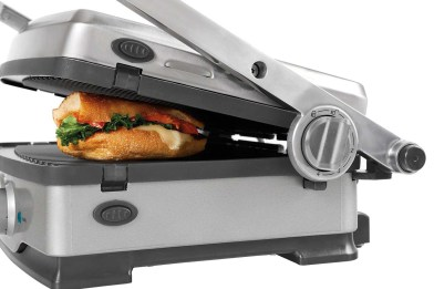Frigidaire Professional grill griddle review