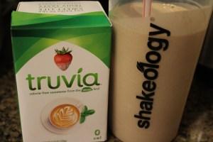 Shakeology Vanilla Strawberry Smoothie