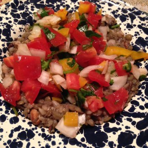Salsa for a Detox Plan