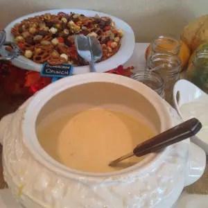 Festive October Squash Soup