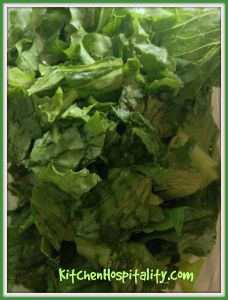 Southwestern vegetable salad