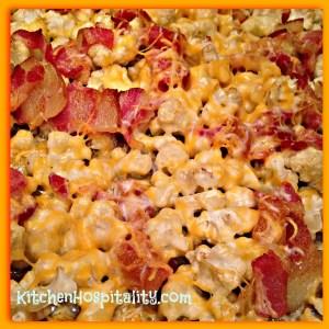 Mac & Cheese Cauliflower