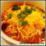 What's On Hand Style Taco Soup