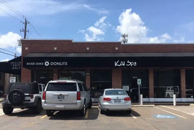Donut shops in Houston