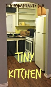 MY TINY KITCHEN