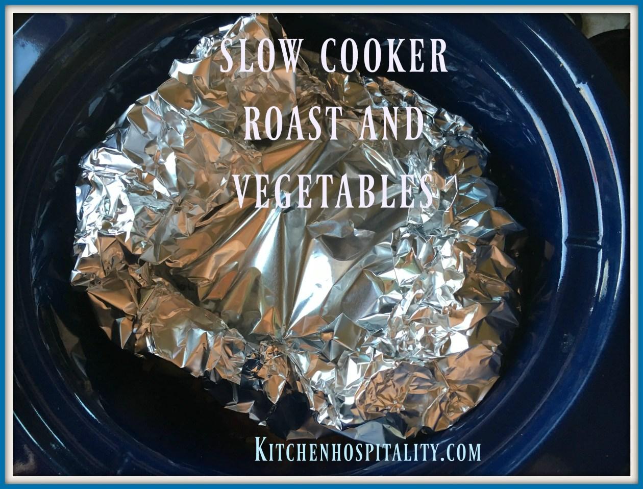 slow cooker trucker meals