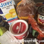 A $25 Weekly Food Budget – Week One Grocery Shopping