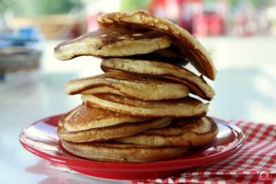 """Klasik Pancake Tarifi – """"Pankek"""" – """"Tava Keki"""""""