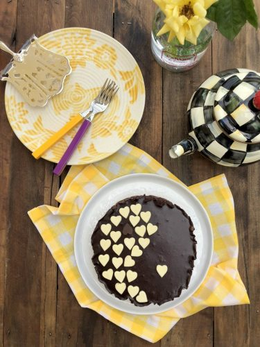 Çikolatalı Oreo'lu Cheesecake (6-8 kişilik)