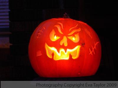 EvasPumpkin