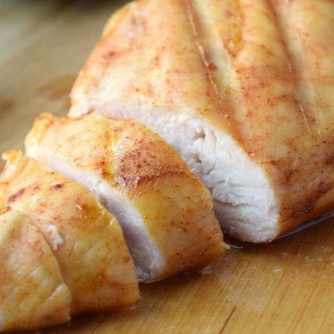 Smoked Chicken Breasts