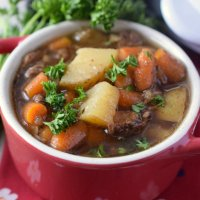 Slow Cooker Irish Ale Beef Stew