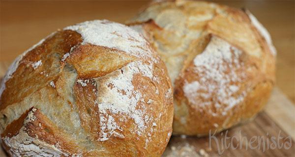 Luchtig boerenbrood