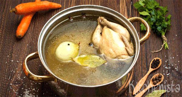 Verse bouillon maken (5 soorten)