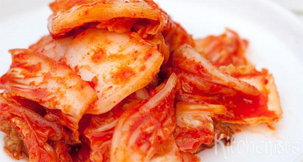 Koreaanse kimchi