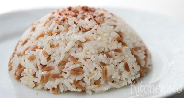 Turkse rijst