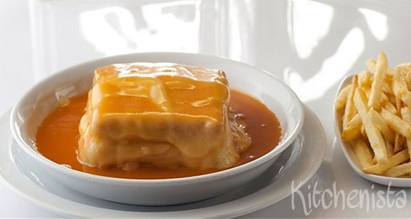 Francesinha (Portugese sandwich)