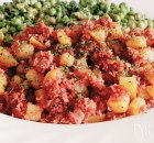 Ierse corned beef hash