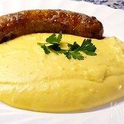Aligot – aardappelpuree met heel veel kaas