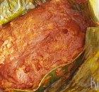 Pepesan ikan – Indonesische gestoomde pittige makreel