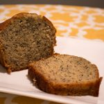 Banana Poppyseed Bread