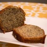 Banana Poppyseed Bread