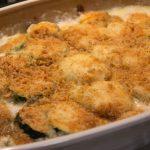 Verdure al Forno (Baked Zucchini)