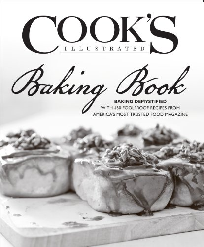 cooks illustrated baking book, holiday baking, cookies,