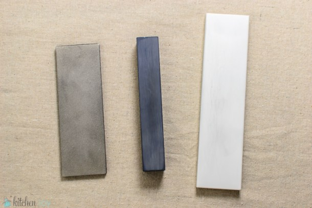 Coarse (left), Medium (center), Fine (right)